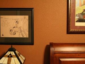 orange interior painting kettering ohio